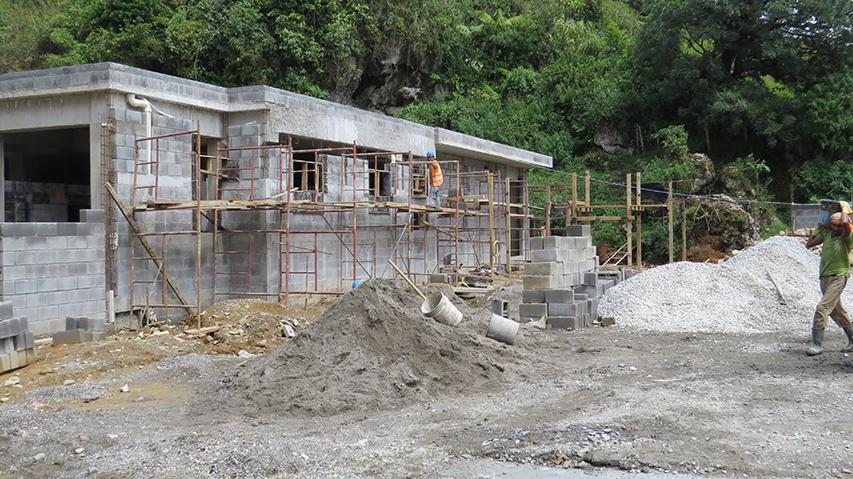 CONSTRUCCIÓN DE JUZGADO PLURIPERSONAL, SAN PEDRO CARCHÁ
