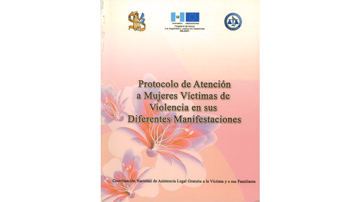 PRESENTAN PROTOCOLOGO DE ATENCIÓN A MUJERES VÍCTIMAS DE VIOLENCIA EN SUS DIFERENTES MANIFESTACIONES
