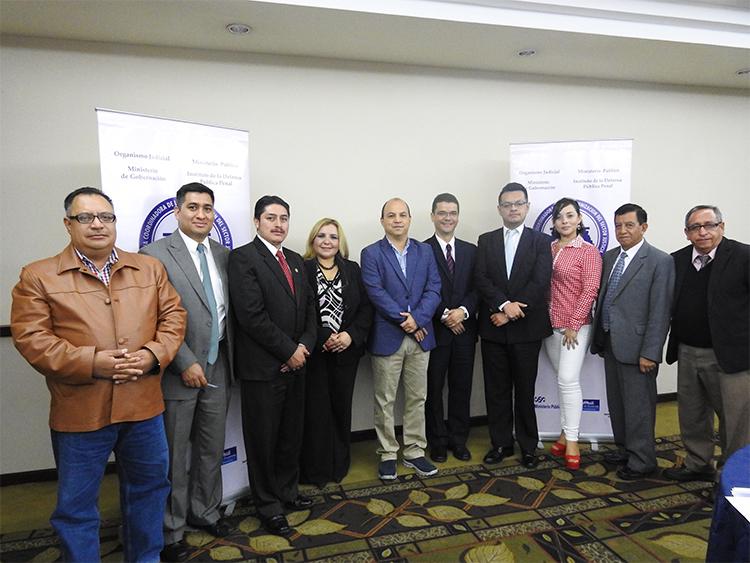 CENTROS DE ADMINISTRACIÓN DE JUSTICIA TRABAJARÁN CON FACILITADORES JUDICIALES