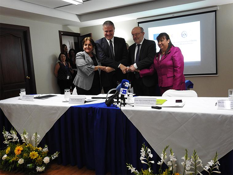 Unión Europea y la Cooperación Española apoyan la lucha contra la violencia hacia Mujeres, niñez y adolescencia en Guatemala.